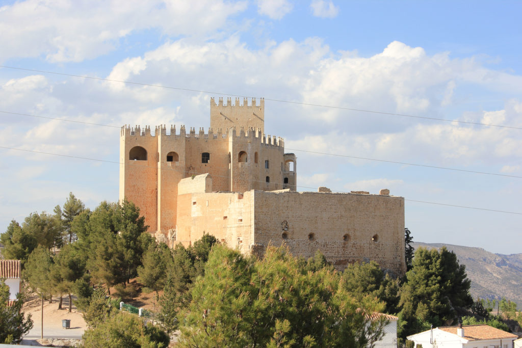 Velez Blanco Castle | Finca Xanadu | Adult Only Retreat | Spain