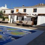 Sun Baking Terrace | Finca Xanadu | Adult Only Retreat | Spain